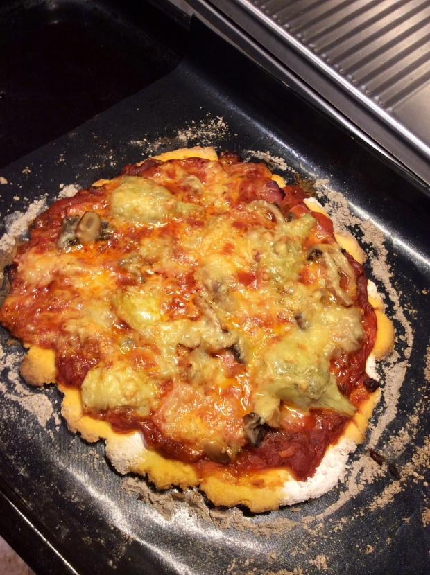 pizza gluten free gourmet recipe