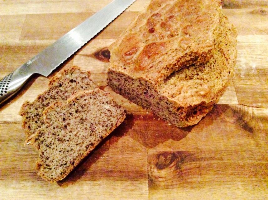grain free bread