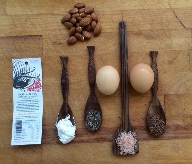 paleo bread ingredients