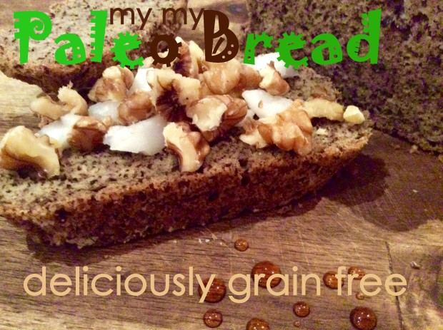 paleo bread deliciously grain free